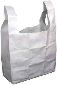 【Thinking Power(シンキングパワー)】タイベック製の買い物バッグ